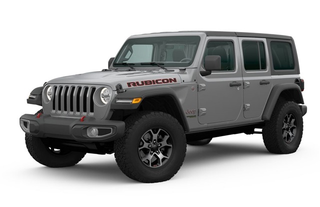 2020 JEEP Wrangler Unlimited Rubicon AEV upfit