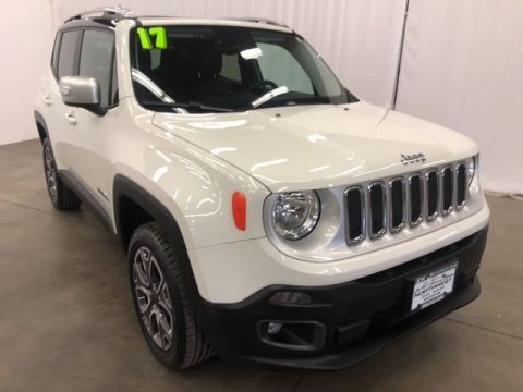 2017 Jeep Renegade Limited